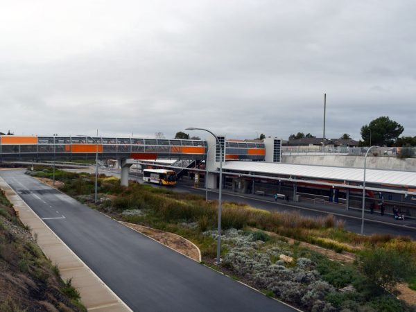 Noarlunga to Seaford railway extension